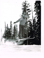 Tony Forrest circa 1987