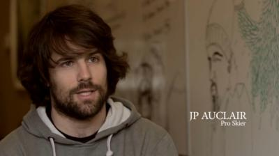 JP Auclair - Behind the Scenes