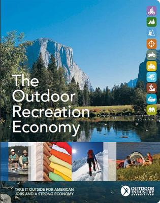 Outdoor Recreation Economy 2012 - cover