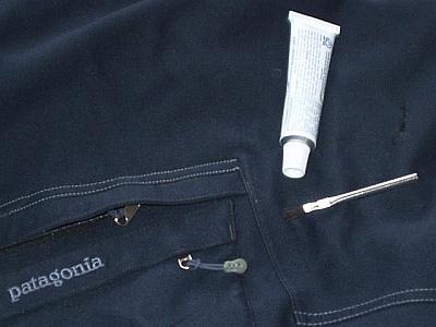 Ski Pants DIY Repair