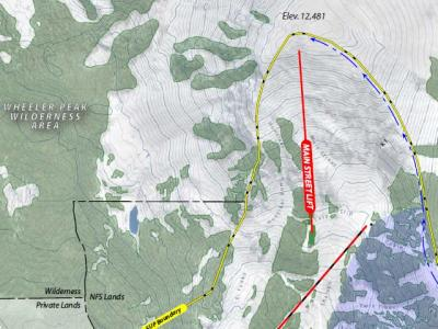 Taos Ski Valley Development Plan - Map Detail